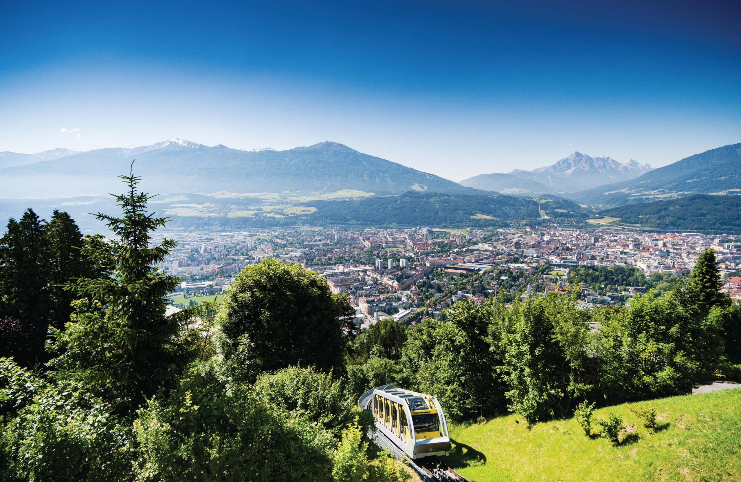 Nordkettenbahn Innsbruck