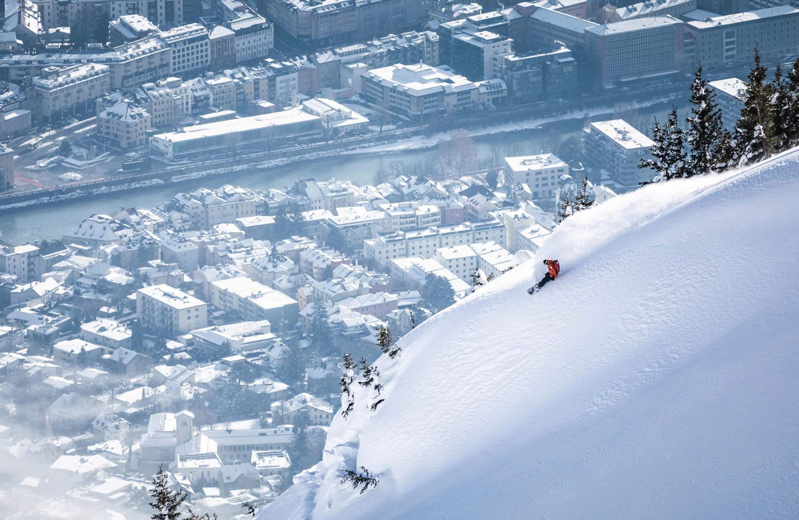 Wintersport Innsbruck Tirol