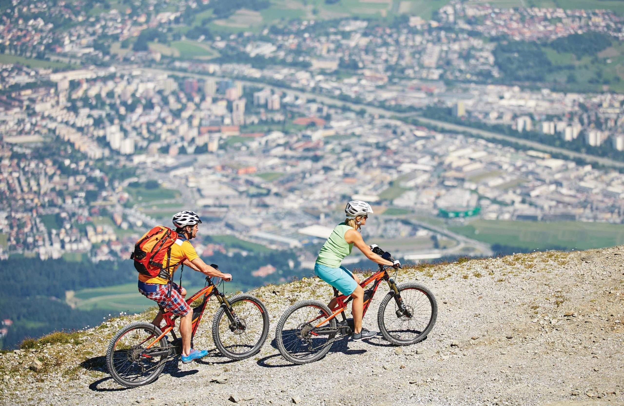 Radfahren Innsbruck Tirol