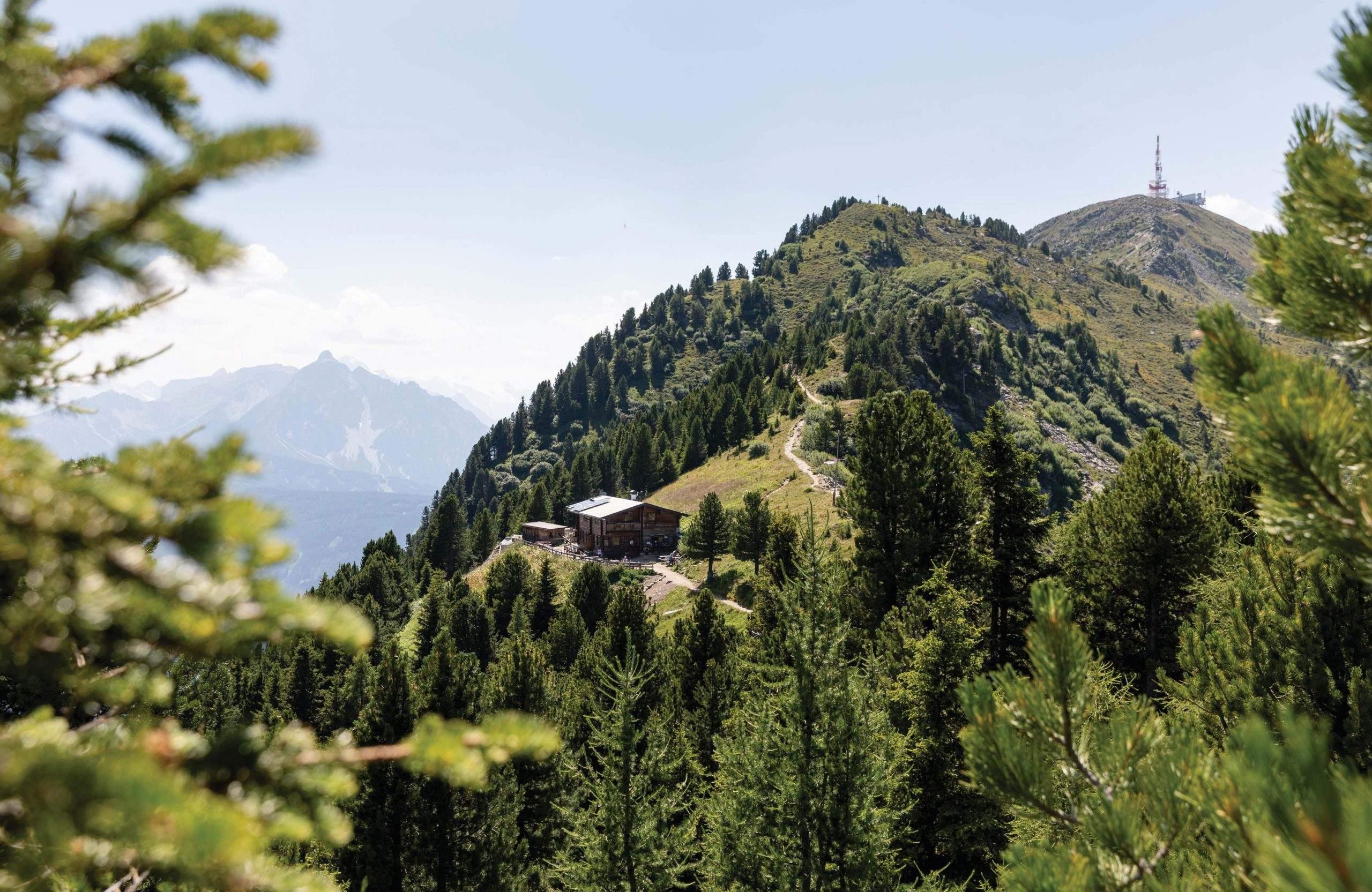 Boscheben Patscherkofel, Innsbruck Wandern