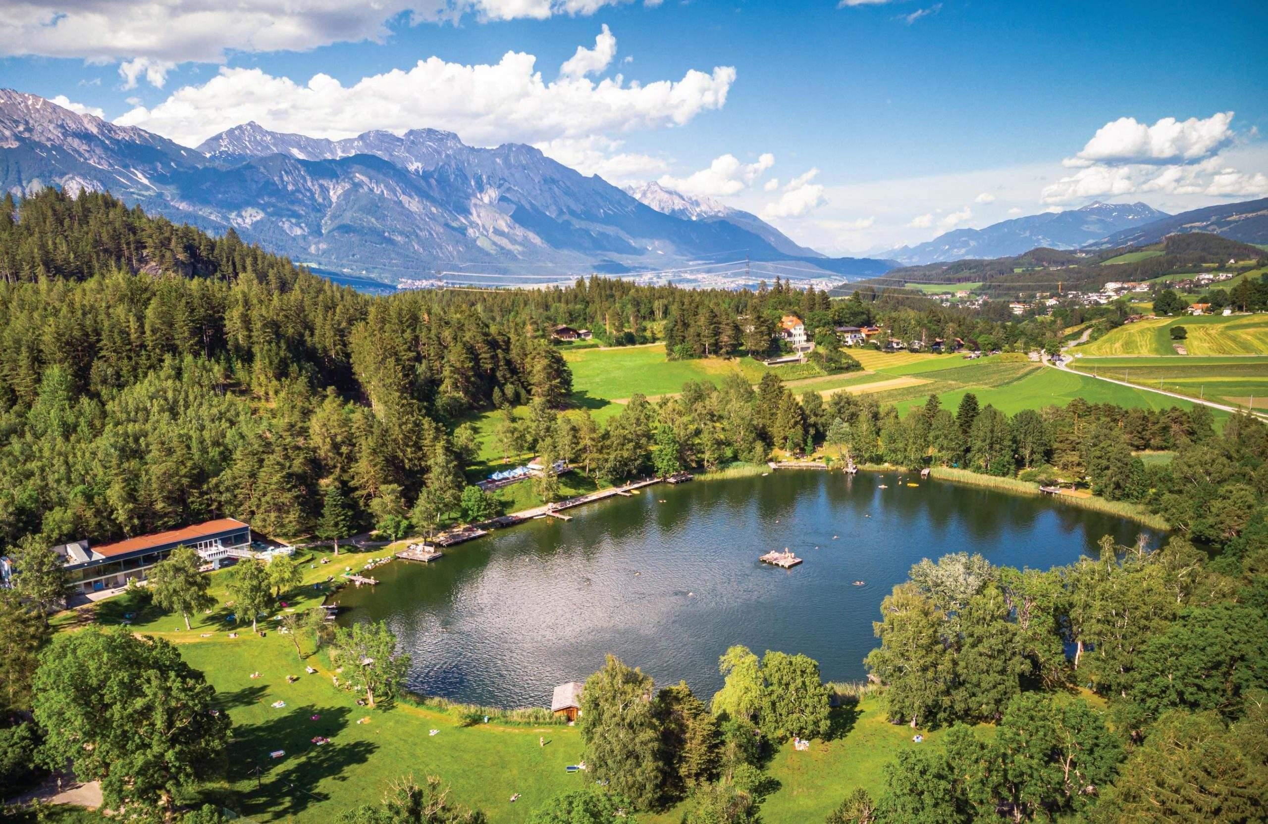 Lansersee Innsbruck
