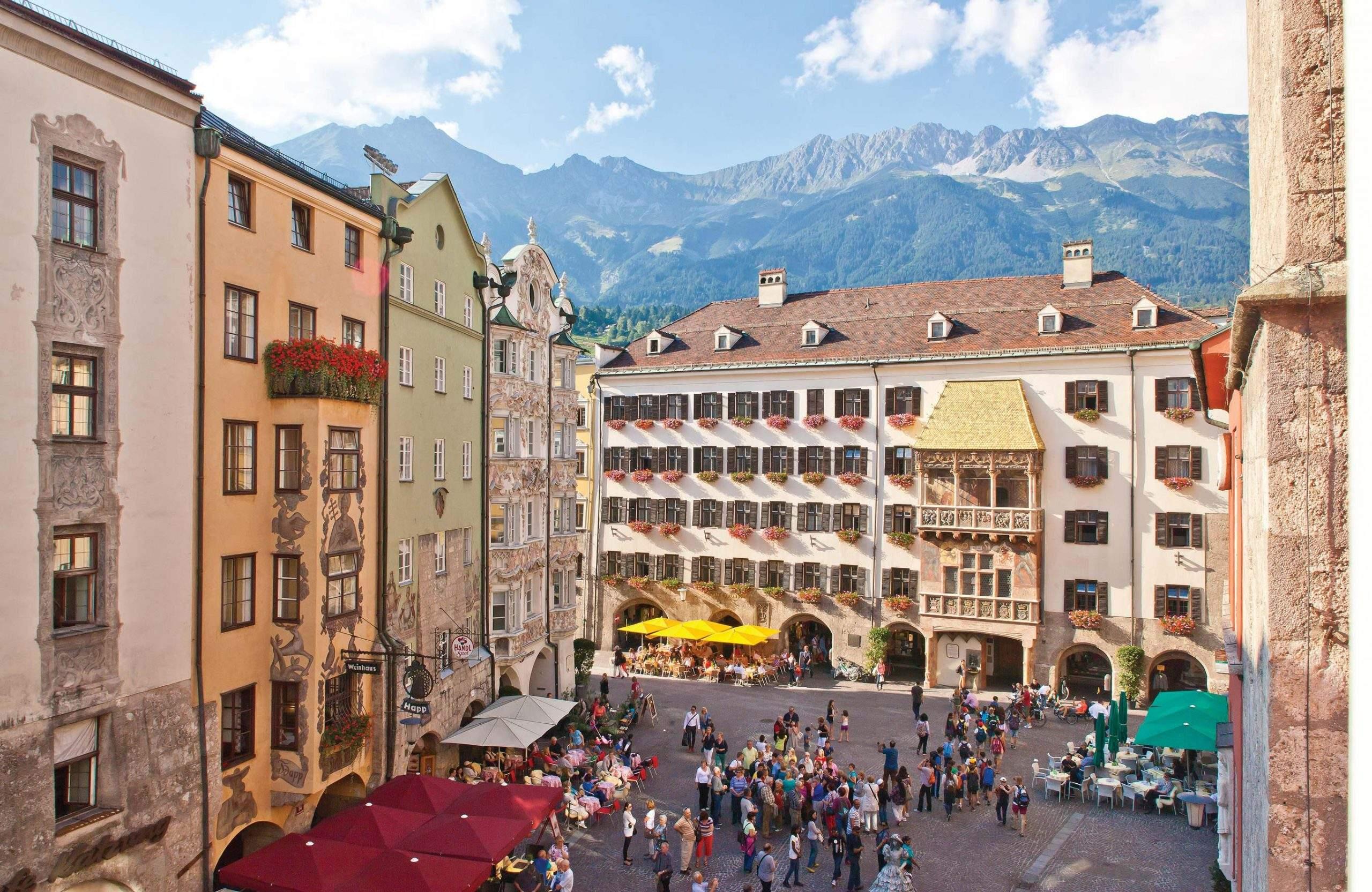 Innsbruck Zentrum