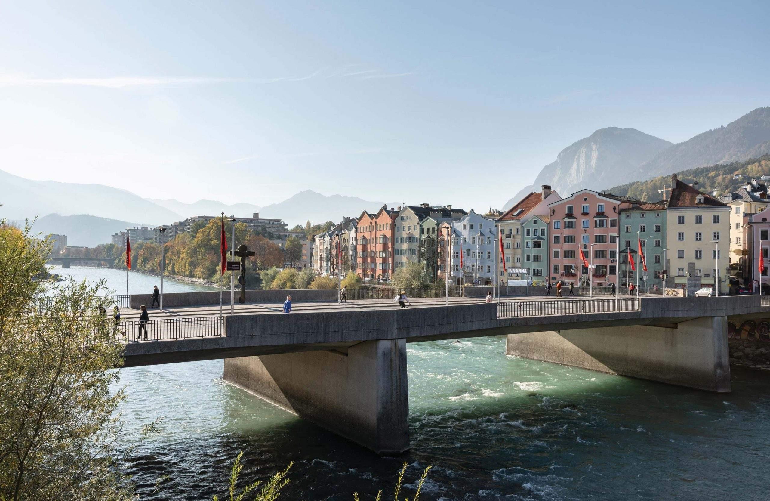 Innbrücke Innsbruck