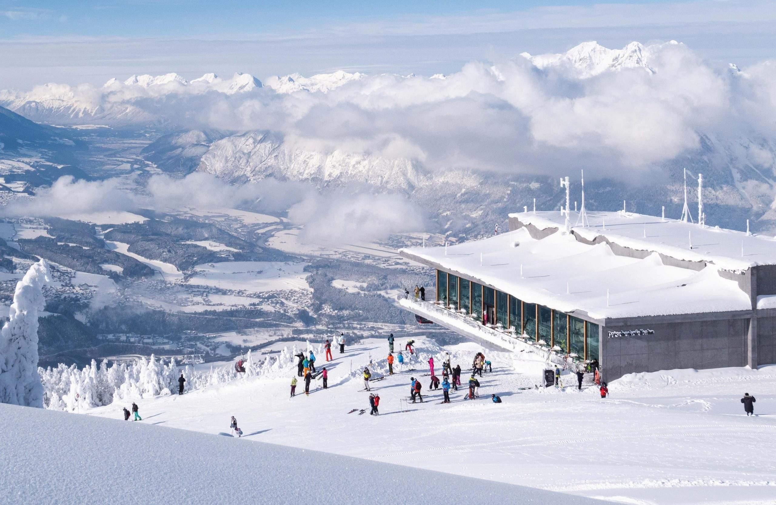 Patscherkofel Skiing Innsbruck