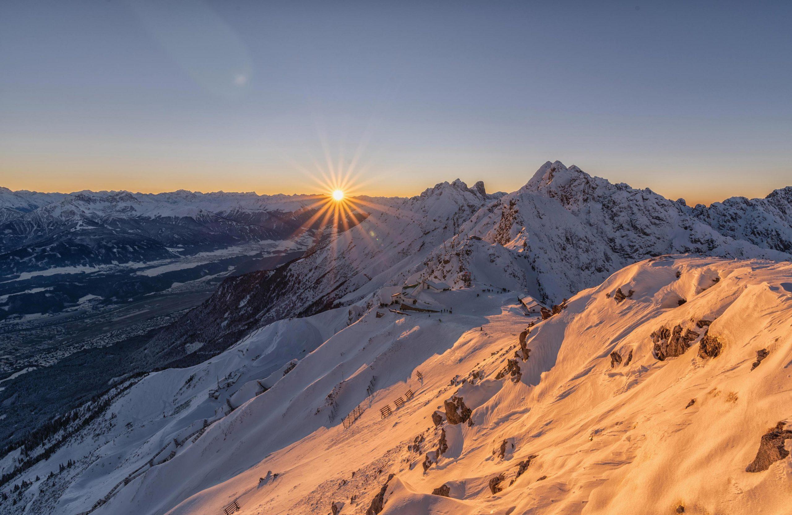 Urlaub Absteige Innsbruck, Hafelekar