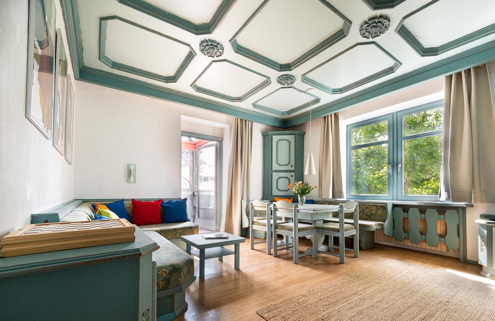 Apartment Farbtopf Wohnzimmer