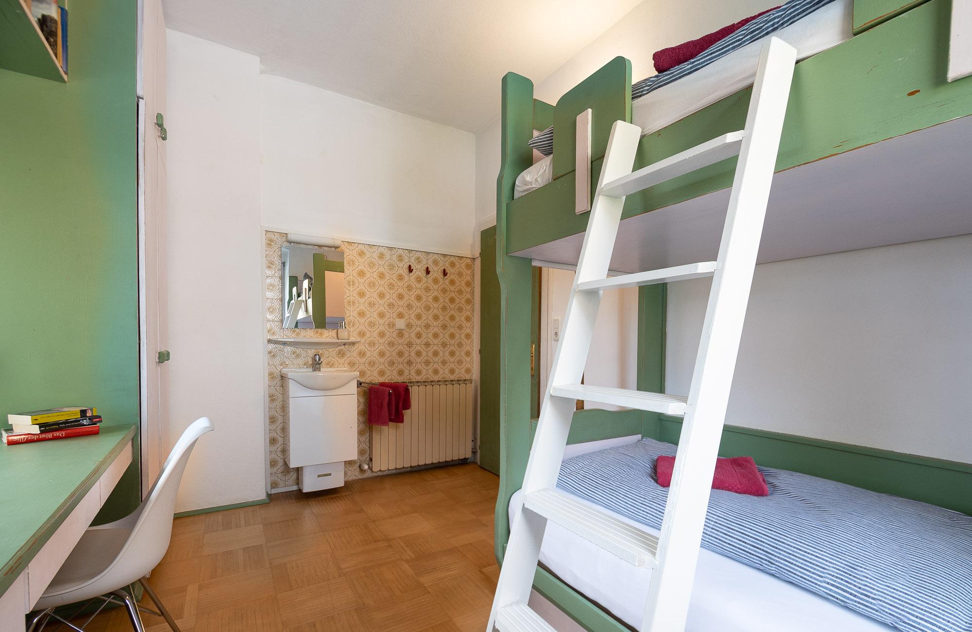 Apartment Farbtopf Schlafzimmer 2